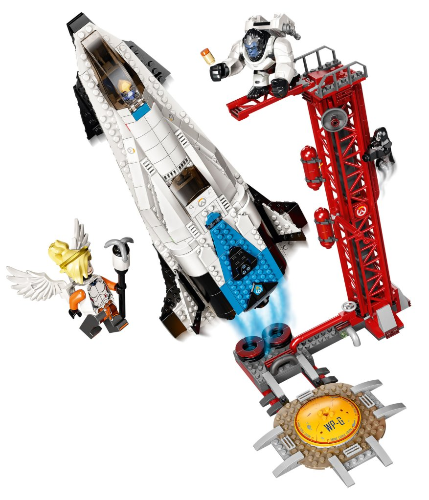 LEGO x Overwatch Collection