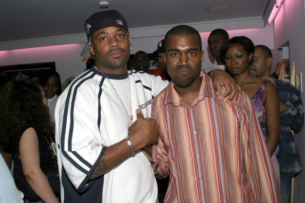 Kanye West's Album Preview Party