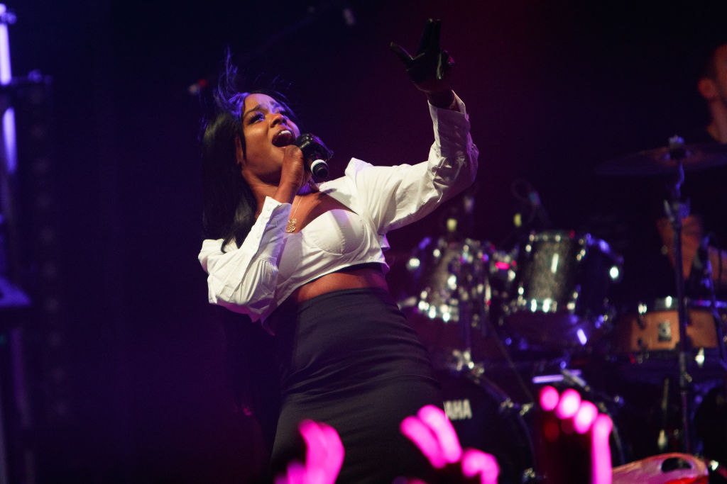 Azealia Banks Performs At The Electric Brixton London