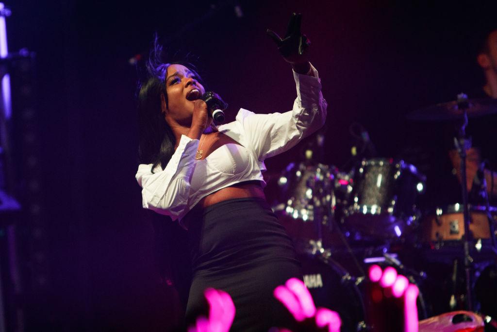 Azealia Banks Performs At The Electric Brixton London