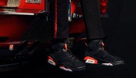Air Jordan VI Infrared