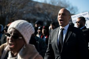 Annual MLK March And Rally Held At Columbia, SC Statehouse