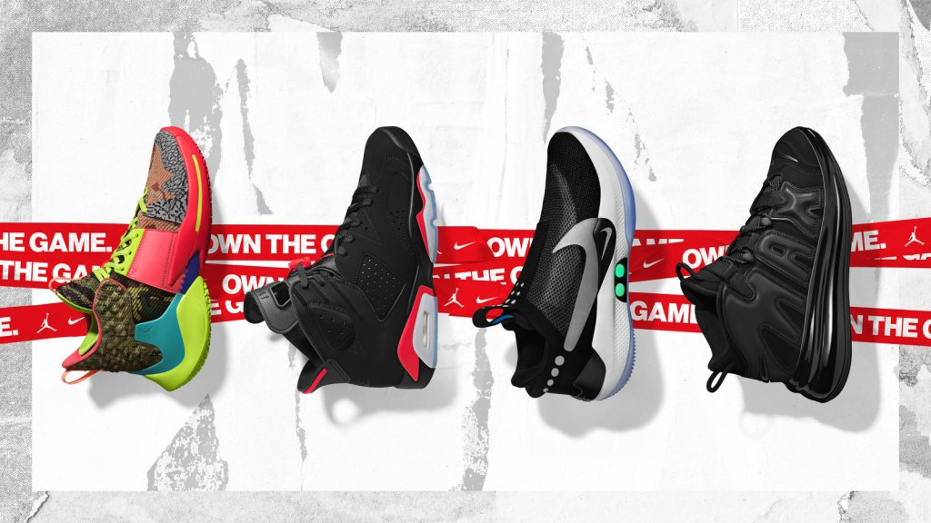 Jordan Brand & Nike 2019 All-Star Collection