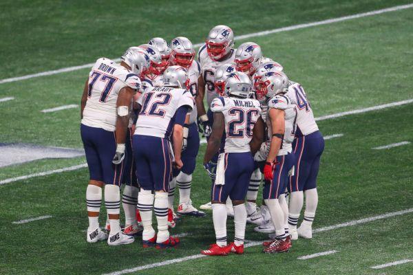 NFL: FEB 03 Super Bowl LIII - Rams v Patriots