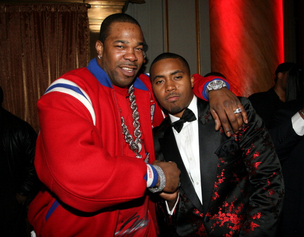 Nas Celebrates His New Album Hip Hop is Dead At His Black & White Ball - December 18, 2006