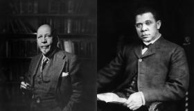 Booker T. Washington and WEB DuBois