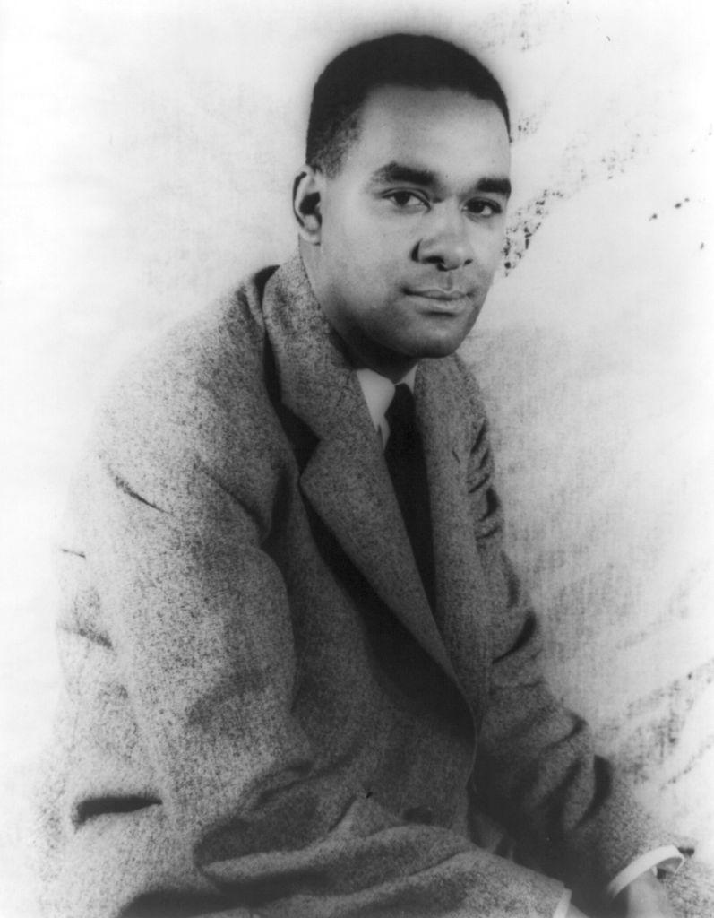 Portrait of Richard Wright