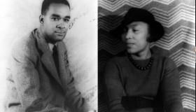Zora Neale Hurston & Richard Wright