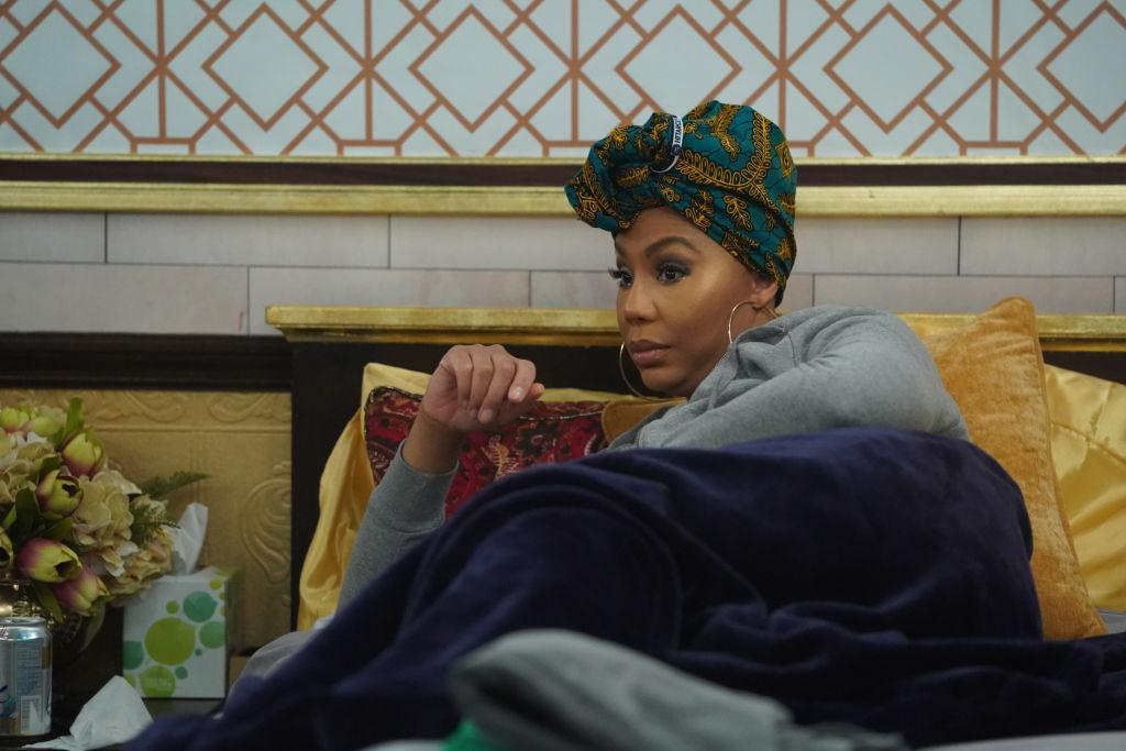 Tamar Braxton Is The FIrst Black U.S. 'Celebrity Big Brother' Winner