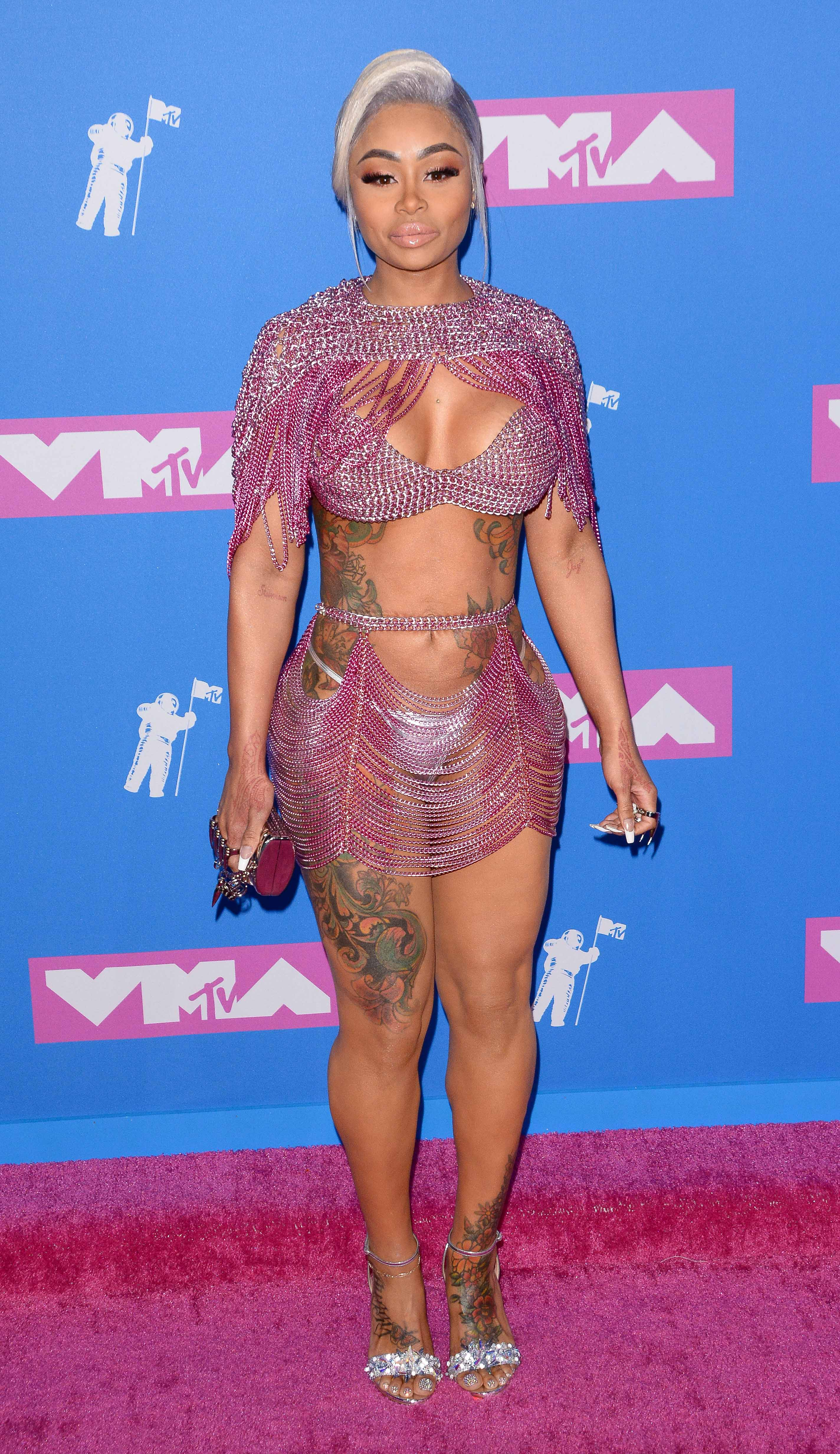 Blac Chyna VMA Aawards