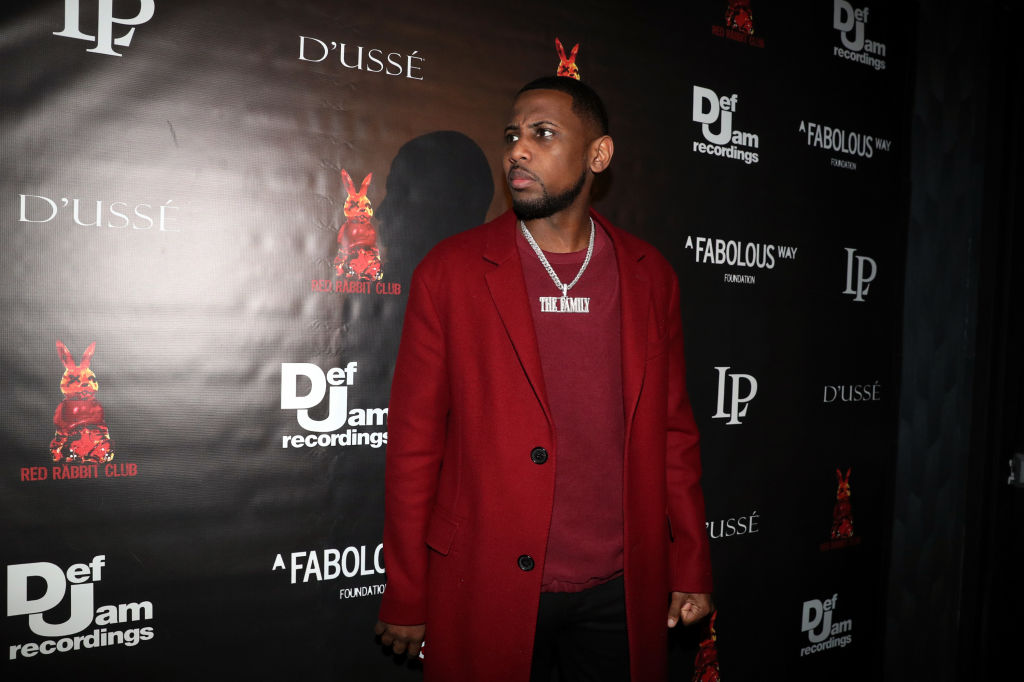 Fabolous Cops Plea Deal In Domestic Violence Case, Avoids Jail Time