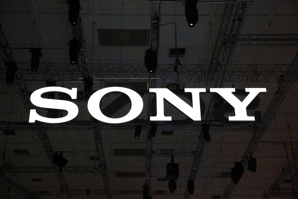 Sony Logo auf der IFA 2016