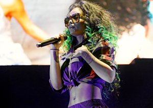 India Love performing live in concert
