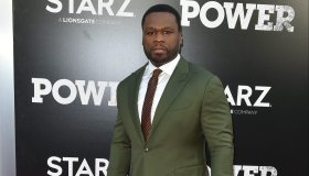 World premiere of 'Power' Season 5 - Arrivals