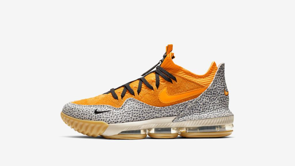 "LEBRON 16 Low x atmos ""Safari"""