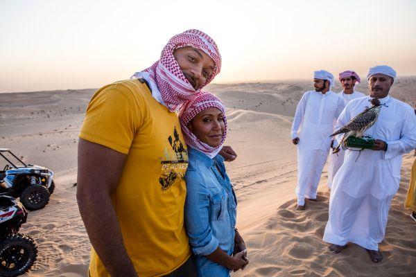 Will Smith Bucket List Dubai
