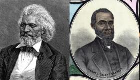Rev. Henry Highland Garnet vs. Frederick Douglass