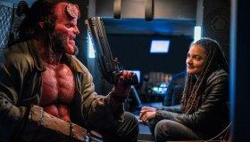 Hellboy film still 2
