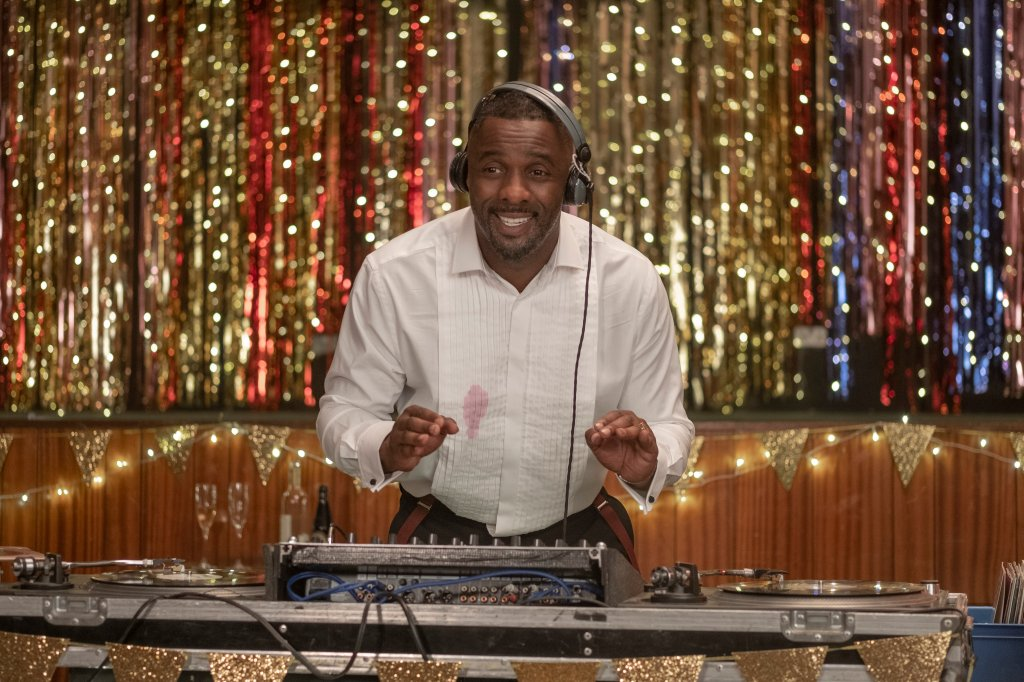 Idris Elba in Turn Up Charlie stills 1
