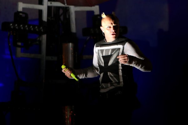 The Prodigy Frontman Keith Flint Dies Aged 49
