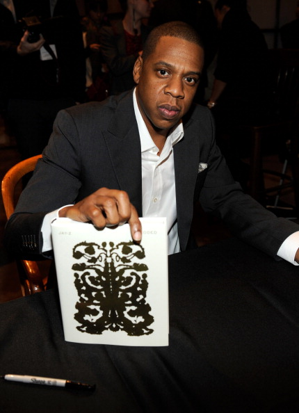 'Decoded' isn't your average memoir, as Jay-Z uses the lyrics from his songs to break down the stories of his life.