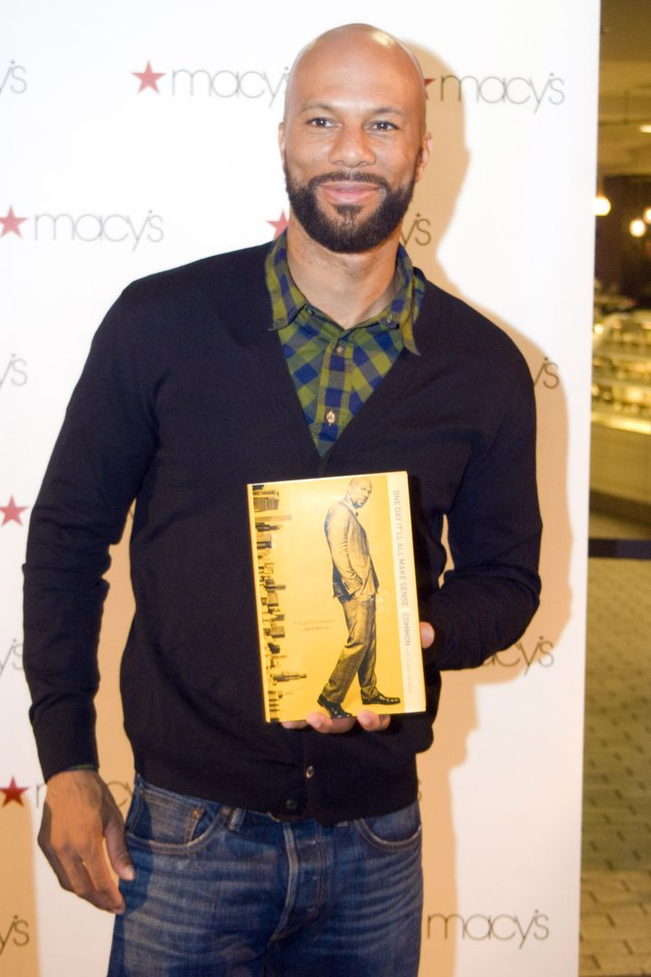 Common's 'One Day It'll All Make Sense' is all about how he became the man we know and love. He tells stories of his childhood and opens up about not having a father.