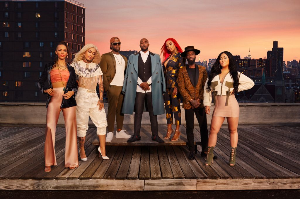 Twitter Reacts To Black Ink Being Shot Up In 'Black Ink Crew'