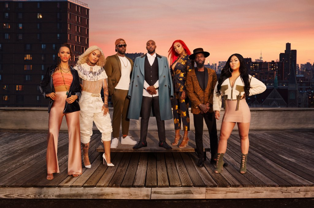 Black Ink Crew Season 7 Cast Photo
