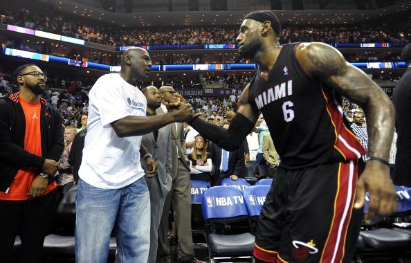LeBron James Passes Jordan On The All-Time Scoring List Sparks Debate
