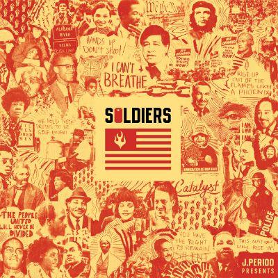J. Period Soldiers Artwork