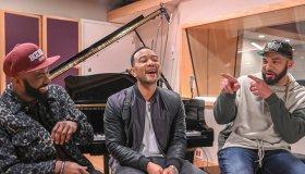 Desus and Mero with John Legend
