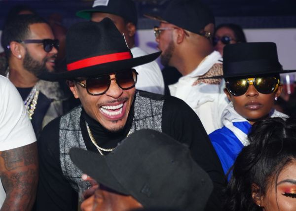 Official Big Game Kick Off Hosted by Trey Songz+Jeezy