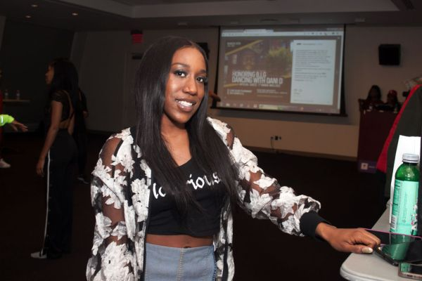 Dancing With D Hosted By T'Yanna Wallace