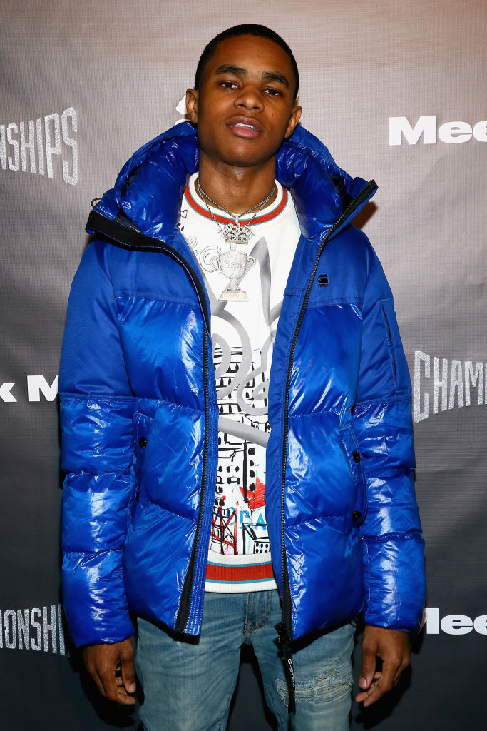 Meek Mill And PUMA Celebrate CHAMPIONSHIPS Album Release Party