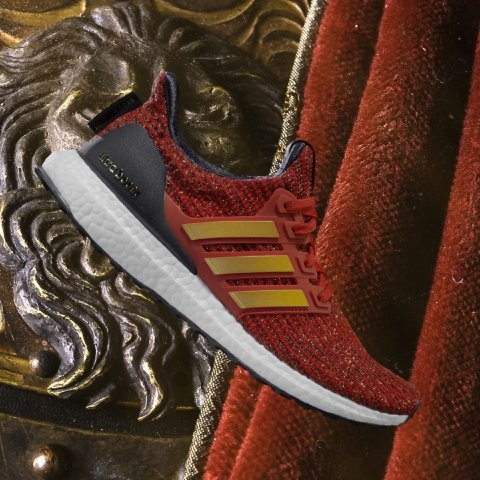 adidas x Game of Thrones Ultraboost Lannister 1