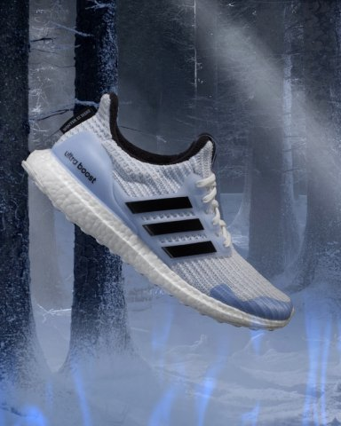 adidas x Game of Thrones Ultraboost White Walker