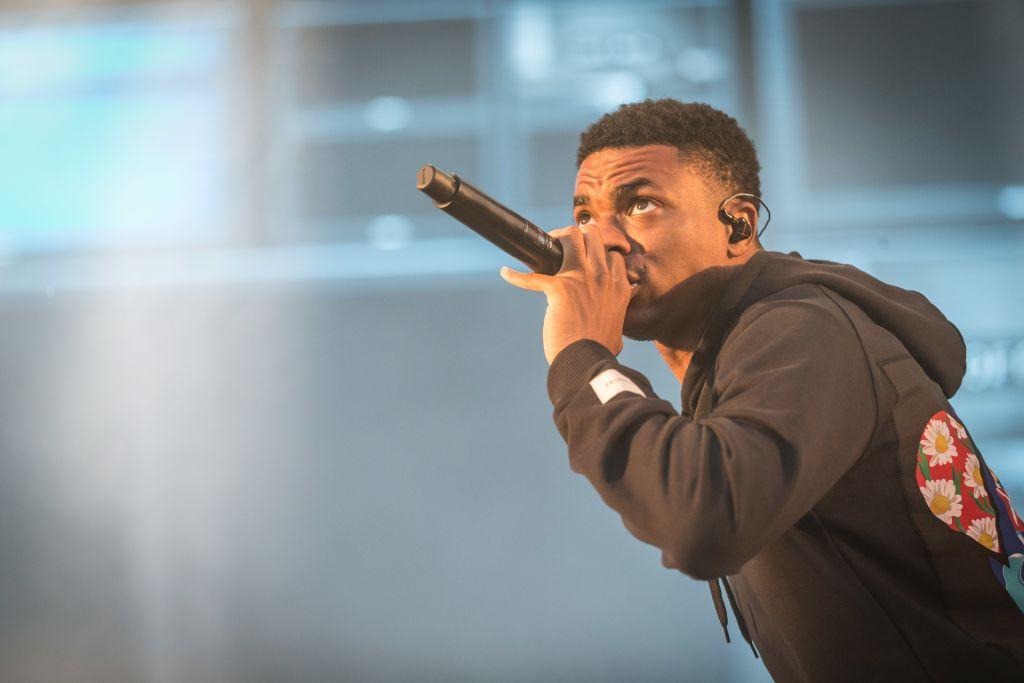 Vince Staples at Roskilde Festival 2018, Denmark.