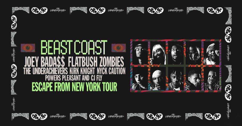 Beast Coast artwork