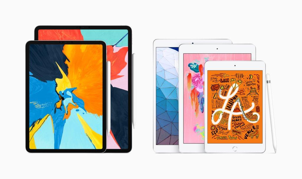 Apple Brings Back The iPad Air & iPad Mini With New Upgrades
