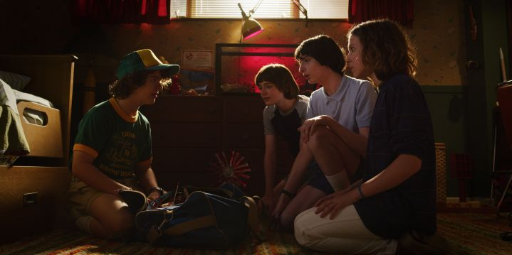 Stranger Things Season 3 Production Stills