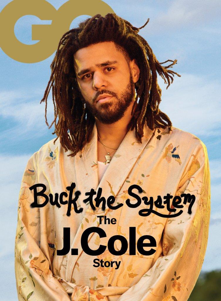 Twitter Has Jokes About J.Cole's GQ Spread