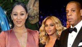 Tamera Mowry v Beyonce and Jay-Z mashup