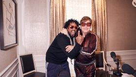 Q-Tip & Elton John