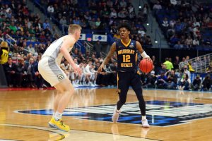 NCAA BASKETBALL: MAR 21 Div I Men's Championship - First Round - Marquette v Murray State