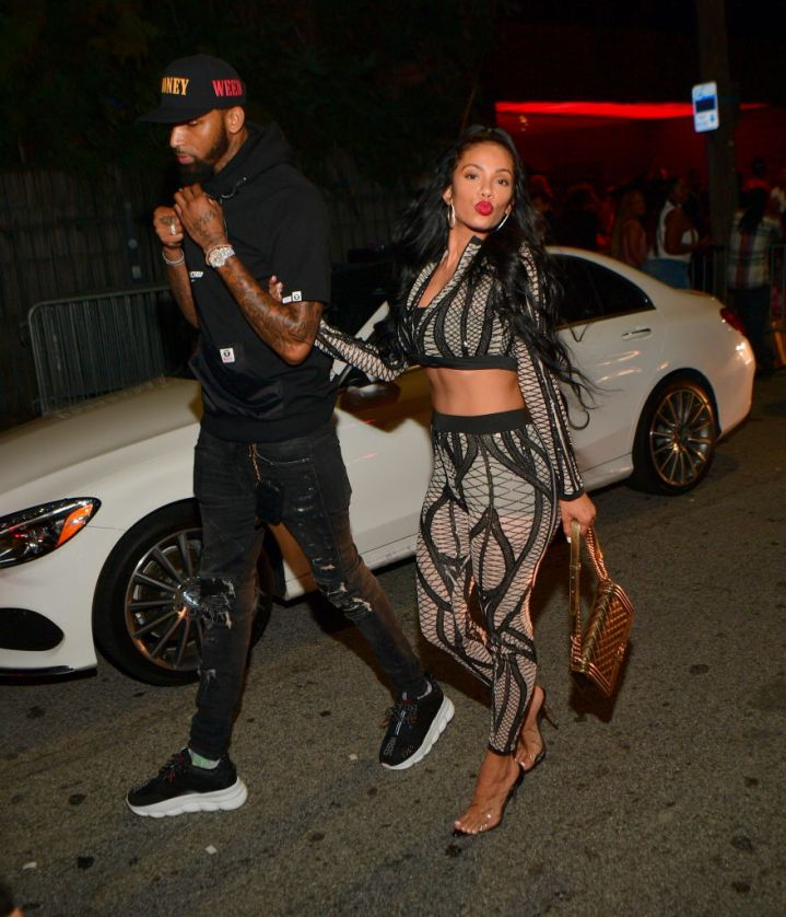 Cliff dated Erica Mena for about 10 months. Their relationship reportedly ended following an explosive fight, for which they were both arrested.