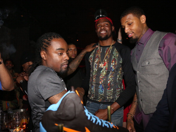 Kevin Durant's Birthday Party