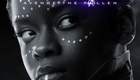 Shuri Avengers: Endgame poster