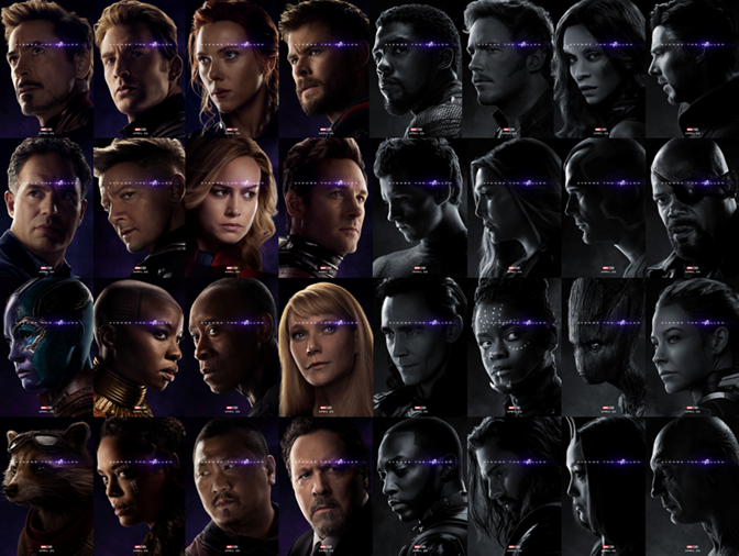 Twitter Is Making Memes Out of The 'Avengers: Endgame' Posters