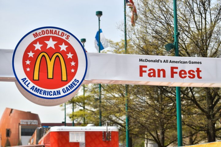 McDonald's All American Games Fan Fest...