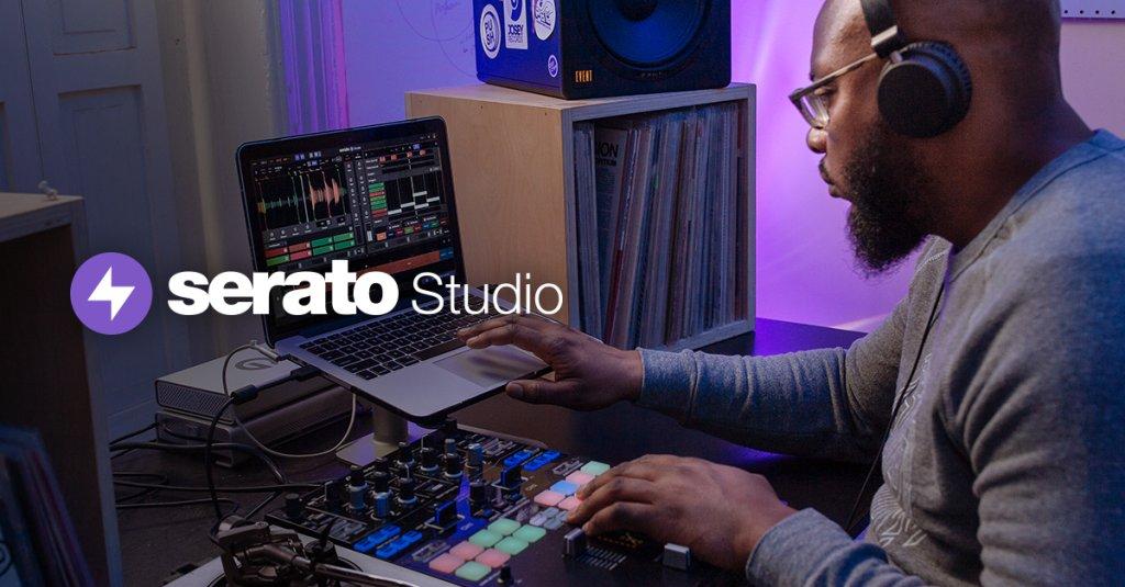 Serato's Latest Software Serato Studio Will Allow DJs To Make Beats